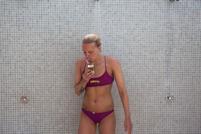 Sarah Sjöström Oatly Simning