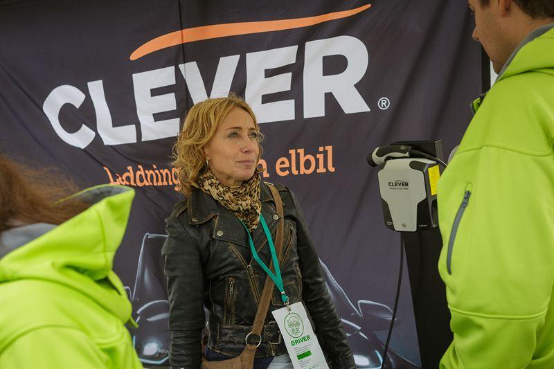"""ABB sponsrar elbilsrally: """"Det gäller att inte köra för fort"""""""