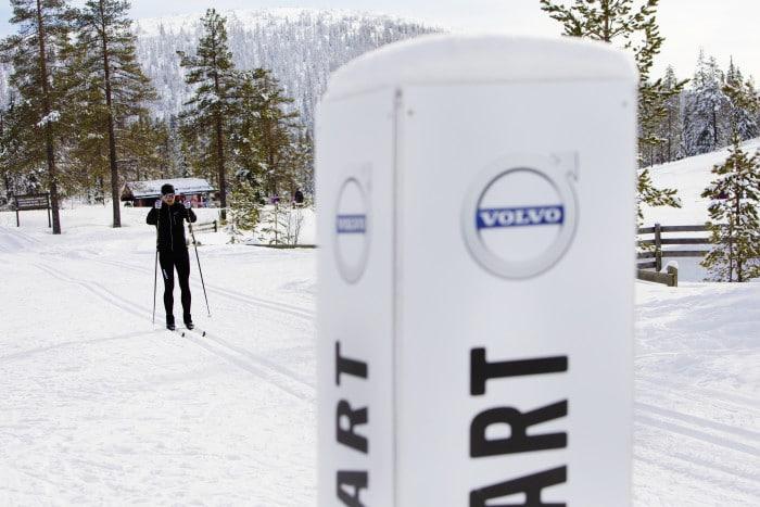 Volvo Cars ny huvudsponsor för Vasaloppet