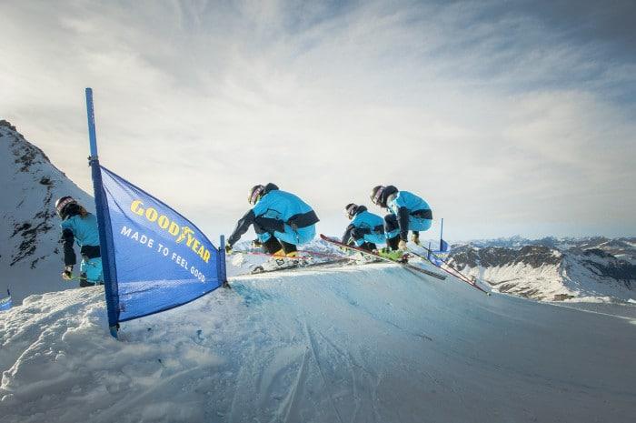 Skicrosslandslaget tecknar 3-årig huvudsponsor