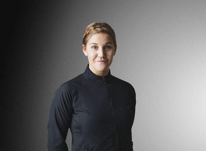 Triathleten Annie Thorén får ny sponsor