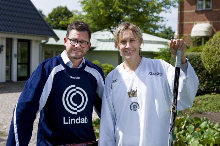 Lindab sponsrar Maria Rooth Sommarhockeyskola