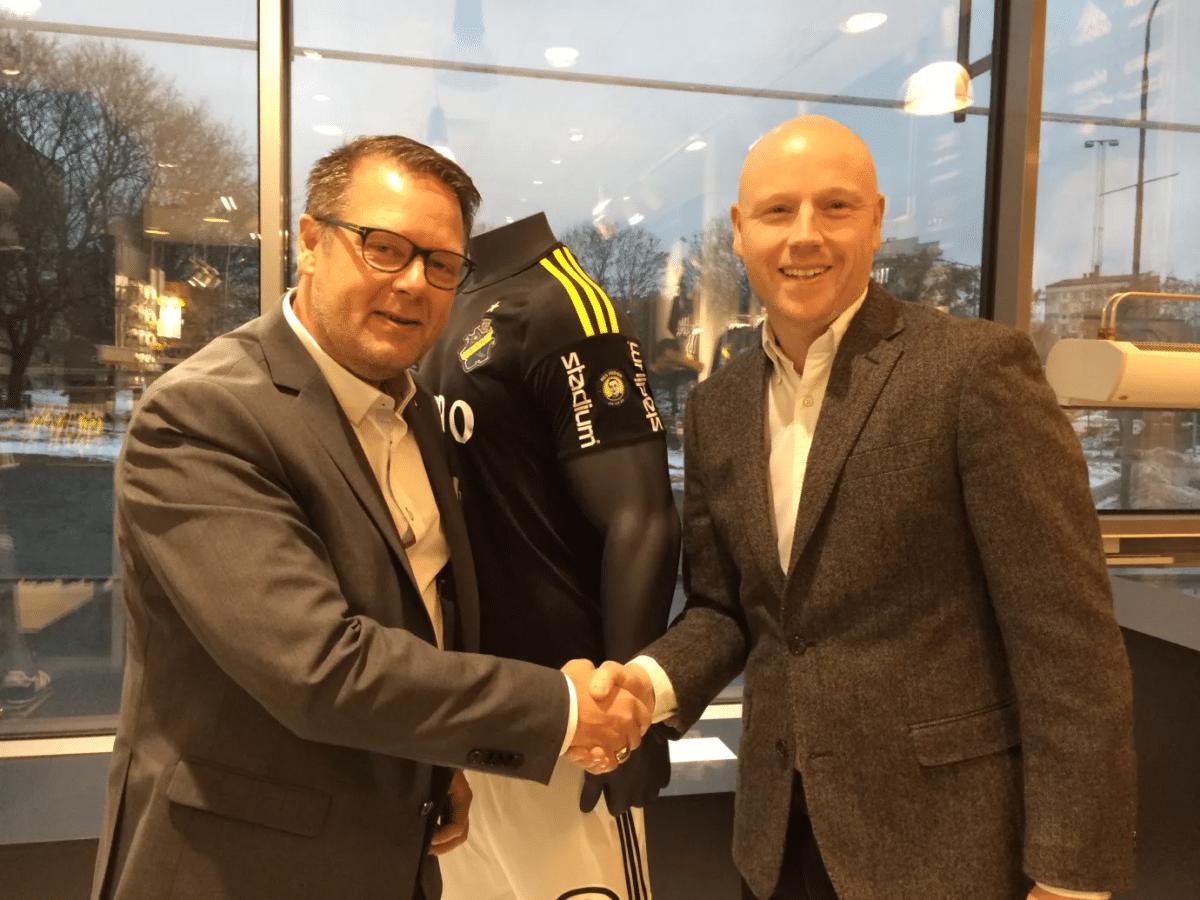 Stadium förlänger med AIK till 2020