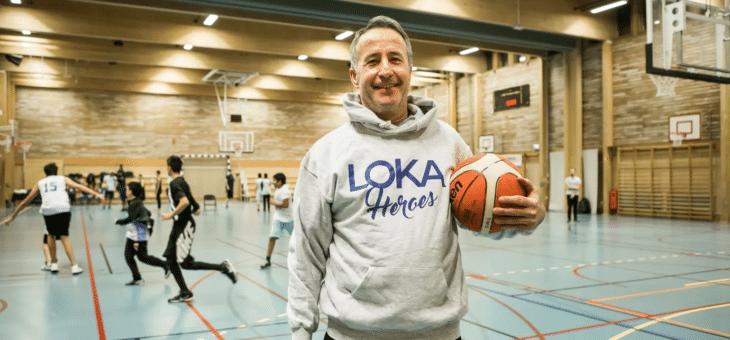 Loka Heroes möjliggör för ensamkommande flyktingar att bli ledare och domare