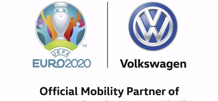 """Volkswagen blir """"officiell mobilitetspartner"""" till UEFA och EM 2020"""