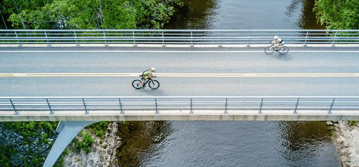Nokian Tyres blir titelsponsor till IRONMAN 70.3 Finland