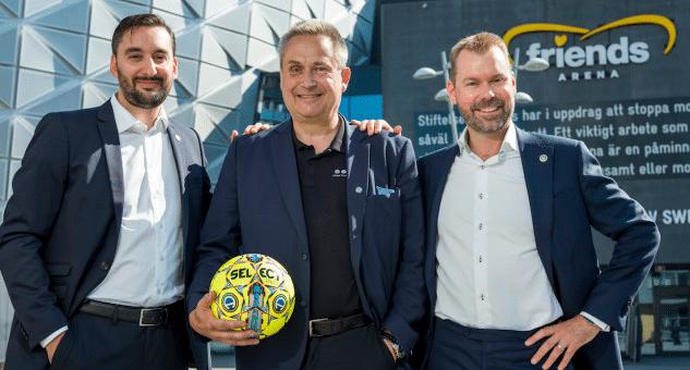 Unibet blir huvudsponsor till Allsvenskan och Superettan