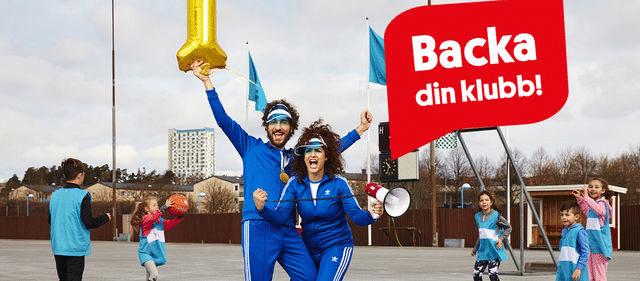 Svenska Spel ny huvudsponsor till Sveriges Olympiska Kommitté