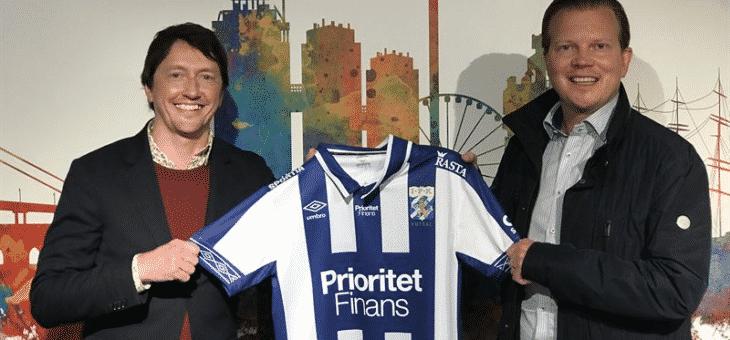Prioritet Finans blir ny stjärnsponsor till IFK Göteborg Futsal