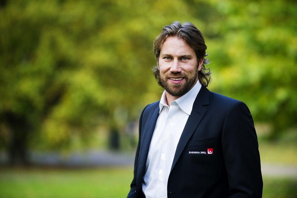 Peter Forsberg Svenska Spel