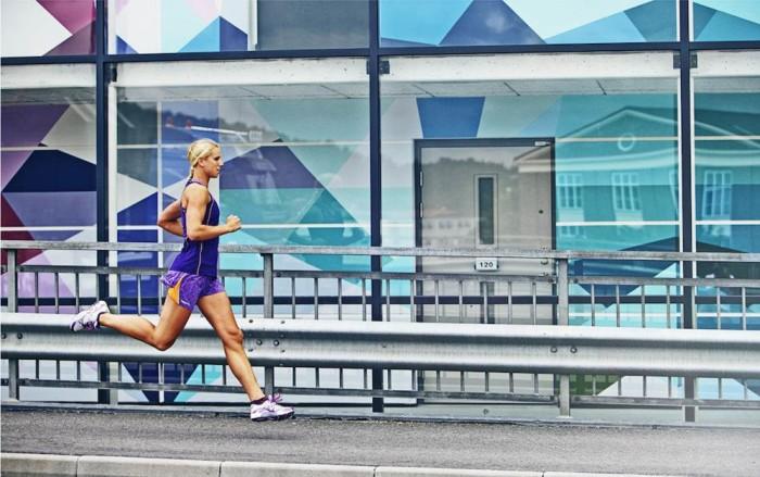 Craft satsar ännu mer på löpning