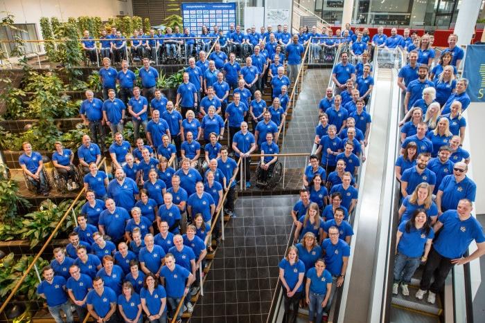 SKF inleder ett sponsorsamarbete med Parasport Sverige