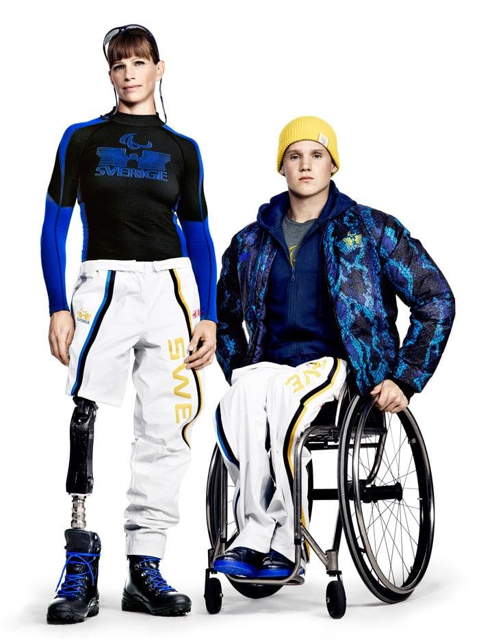 Parasport Paralympics Sweden Adecco