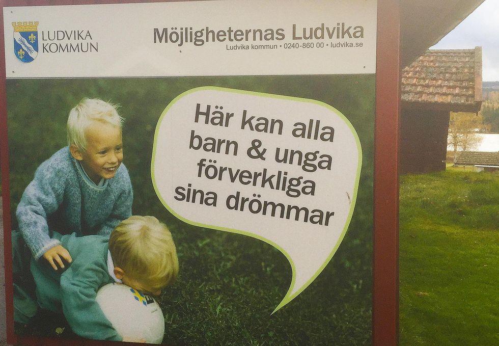 Hagge GK Ludvika kommun