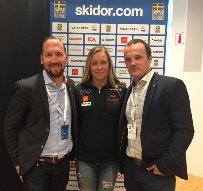 Alpina landslaget får ny sponsor