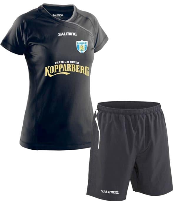 Salming sponsrar Kopparbergs/Göteborgs FC