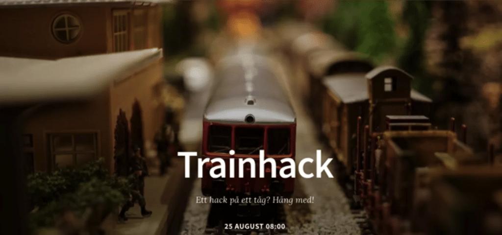 Microsoft vill förbättra kollektivtrafiken – sponsrar Trainhack