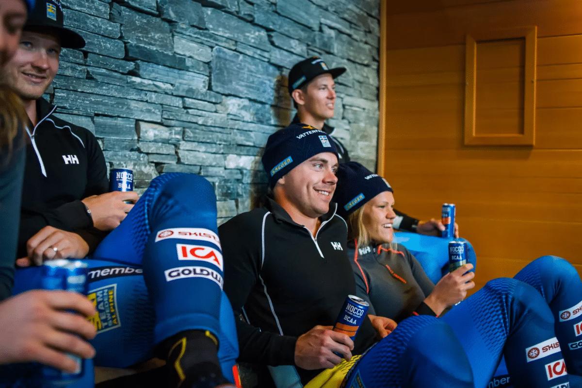Ny dryckessponsor till det alpina landslaget