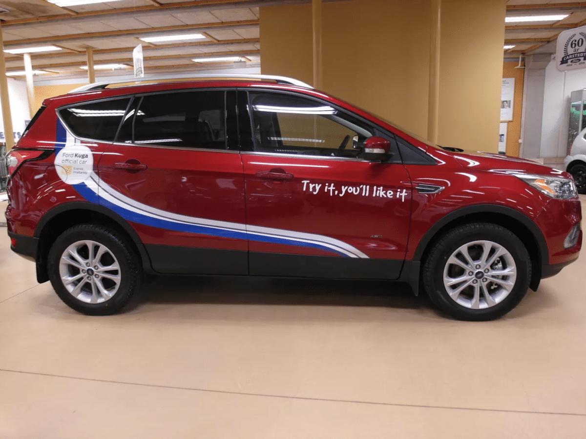 Ford ny sponsor till Svensk Innebandy