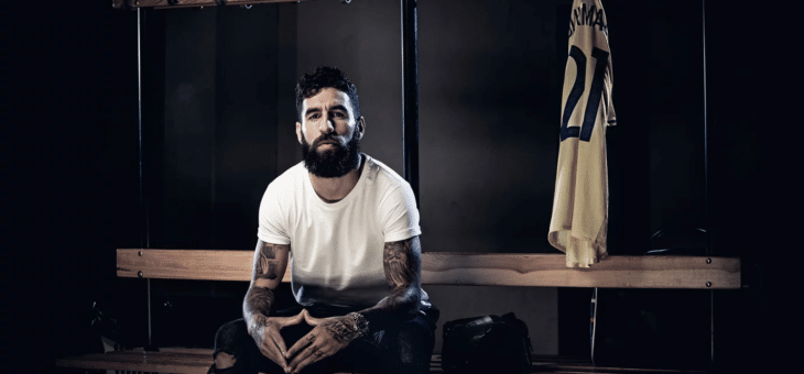 Jimmy Durmaz frontar Nõberu of Swedens hittills största reklamkampanj