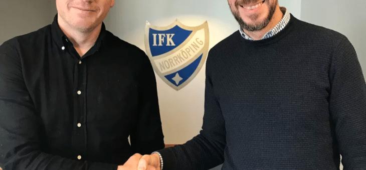 Stadium och IFK Norrköping i nytt sponsoravtal