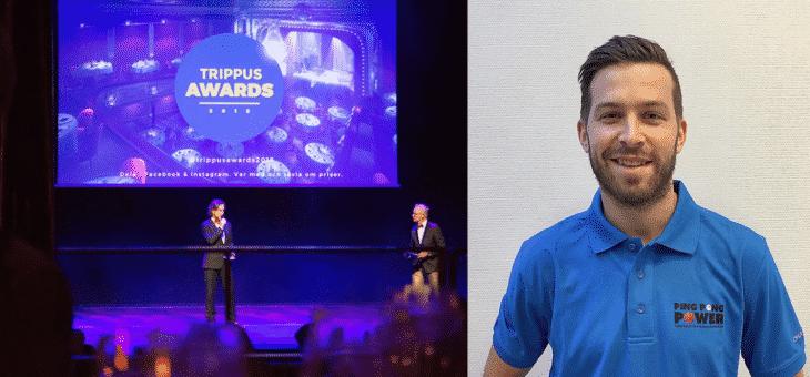 Bordtennis-VM i Halmstad vinner innovationspris
