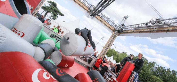 Coca-Cola blir huvudsponsor till Åhus Beach