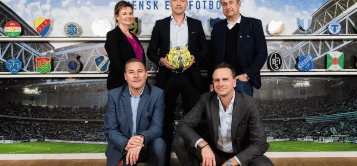 DHL blir presentationspartner till Allsvenskan