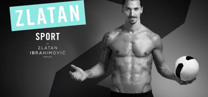 Zlatan i reklam för Apoteket – med sina egna produkter