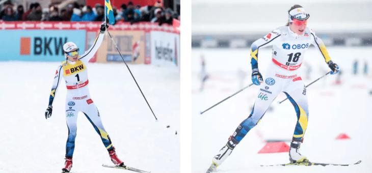 Craft i individavtal med Stina Nilsson och Ebba Andersson