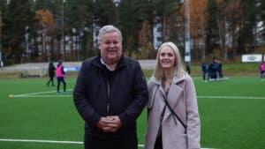 IFK Luleå och Samuraj inleder ett samarbete för att lyfta klubbens kommunikation ytterligare ett steg framåt.