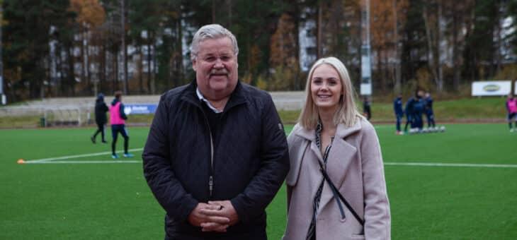 Samuraj blir ny kommunikationspartner till IFK Luleå