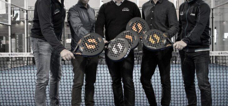 STIGA Sports blir titelsponsor till Padel Center i Eskilstuna