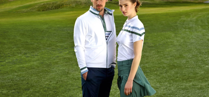 Cross Sportswear lanserar årets golfkollektion SS20