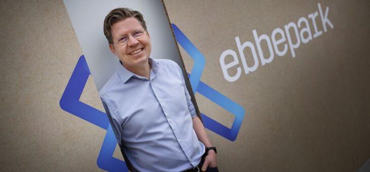 Epishine utökar i Ebbepark – stort intresse för gröna innovationer