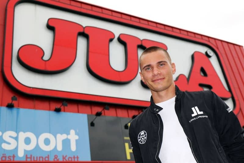 Linus Lundqvist Jula