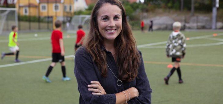 """Susanne Zabrodsky om Kronfågels nya satsning: """"Fler barn ska få möjlighet att röra på sig och träffa andra"""""""