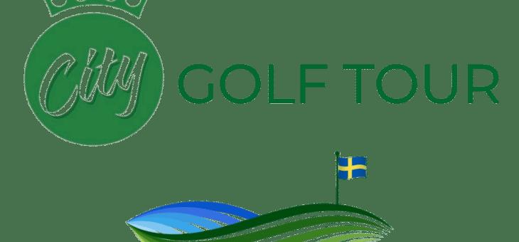 City Golf Tour 2021 får över 100 000 kr i prispengar